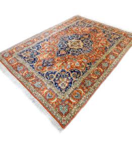 (#164) ca. 250*175cm wie NEU Handgeknüpfter Perserteppich Sarough Iran
